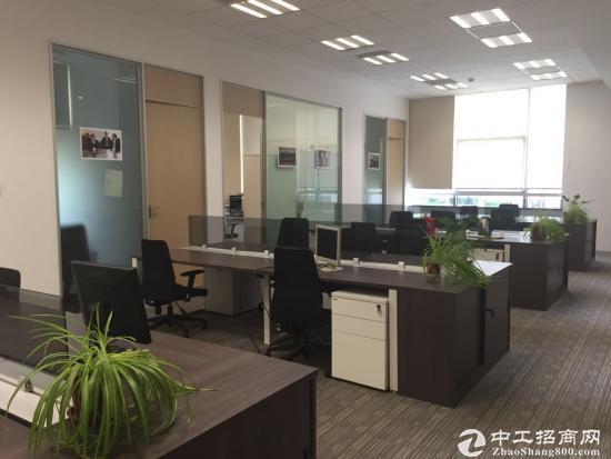 张江集电港整层1600平精装带家具,可分割近地铁站