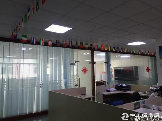 深圳龙华新出的500平带装修带家私带电器办公室