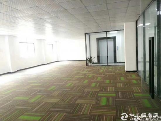 大浪写字楼 商业中心精装修办公室低价出租