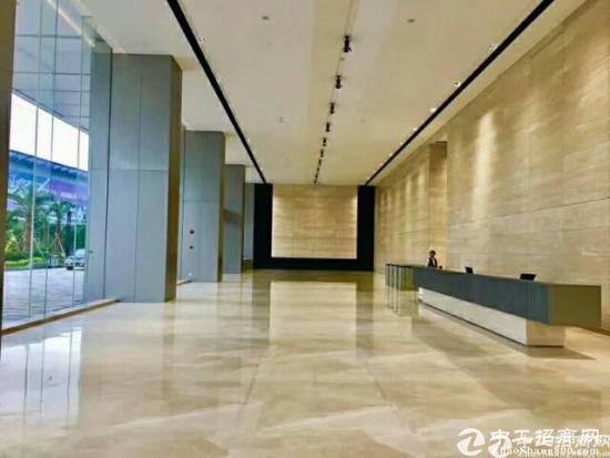深圳平湖华南城国际金融中心地铁口写字楼招租