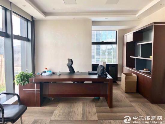 松岗科技研发中心豪华写字楼80到500平出租