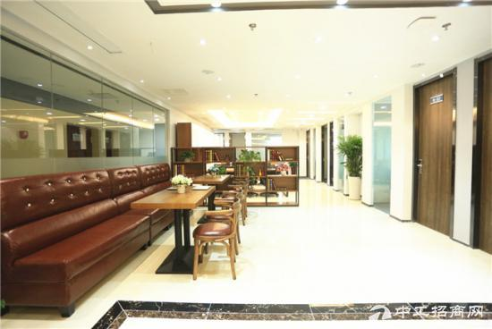 香港中路高档写字间出租、小户型20~80平、拎包入驻