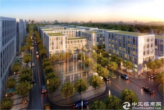 开发商联东集团直售4到5层标准厂房(独栋、双拼)