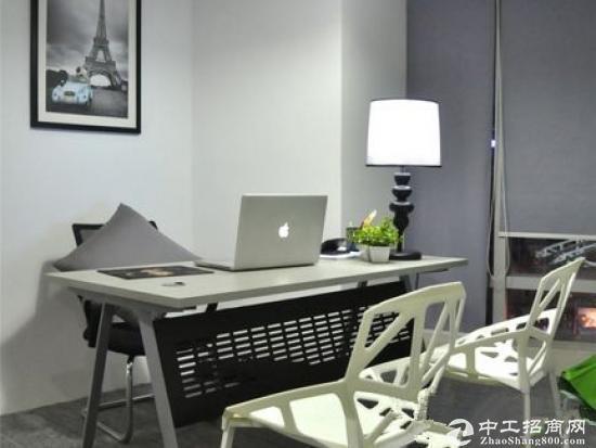 平湖山厦大厦精装写字楼800平可分租