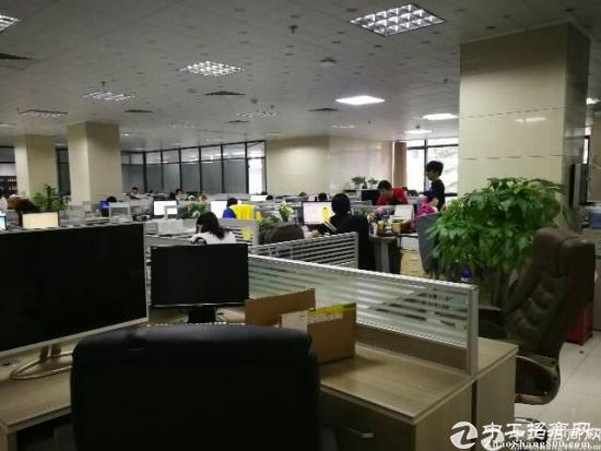 龙华新区上塘地铁口精装700写字楼出租