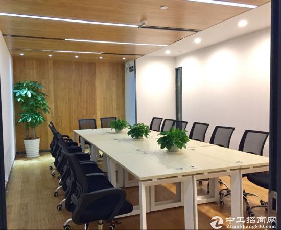 【会议室 培训室出租】福田小型办公室出租可银行开户