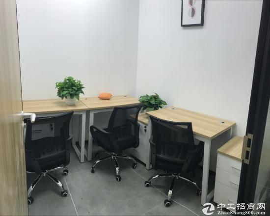 全新装修!宁波地铁口1-10人办公室费用全包980起租