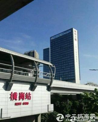 龙岗横岗大厦新出360平米带装修办公室
