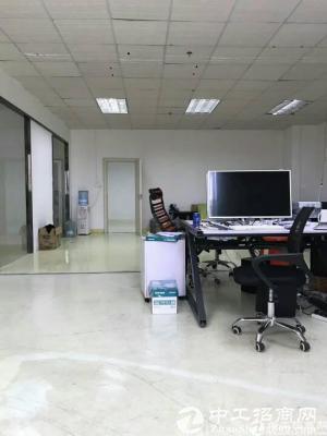 布吉丹竹头地铁站附近新出165平带装修标准厂房改造办公室出租