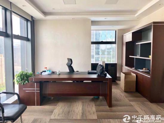 松岗科技研发中心豪华写字楼出租100平