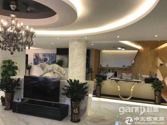 罗湖 蔡屋围附近400平方豪华装修办公室出租!