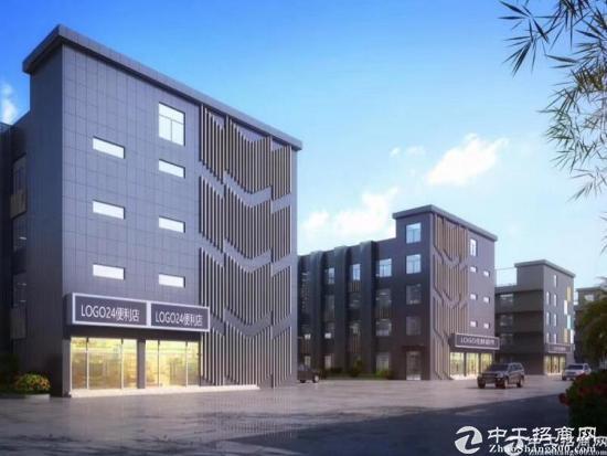 大浪商业中心精装修办公室低价出租