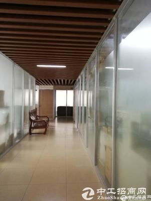 福永桥头地铁口楼上50平到100平办公室出租