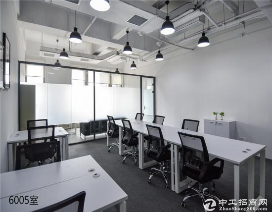 罗湖金丰城6至8人间办公室出租,无敌景观户型好
