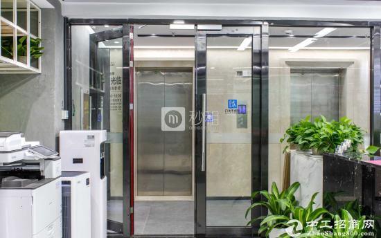 宝安办公室西乡税局拎包入驻办公设施齐全有红本可注册