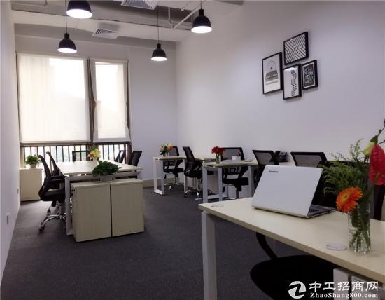 罗湖东门10人间独立办公室出租,黄金地段稀缺户型