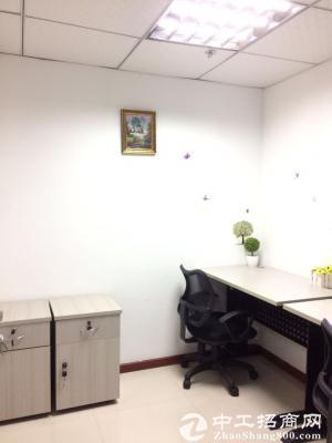 罗湖东门百货8人间办公室出租,靠窗,可注册