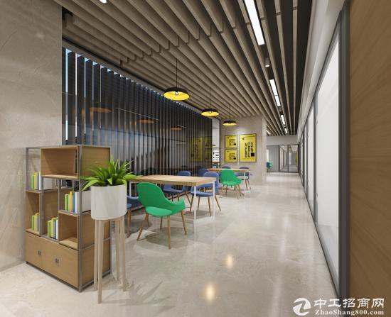罗湖瑞思国际高端精装写字楼出租,3人间独立办公室