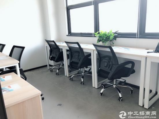 龙岗横岗10-100平办公室出租,新开业火热预定中