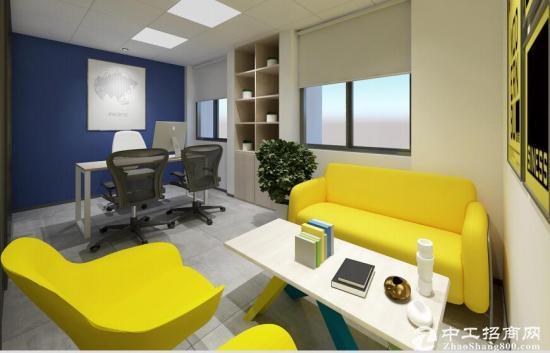 罗湖金丰城大夏6至8人间独立办公室出租,租到就是赚到