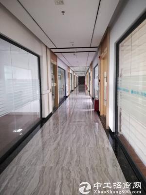 横岗近地铁站精装商务写字楼招租80-2500平