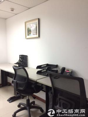 罗湖东门8人间独立办公室出租,黄金地段先到先得