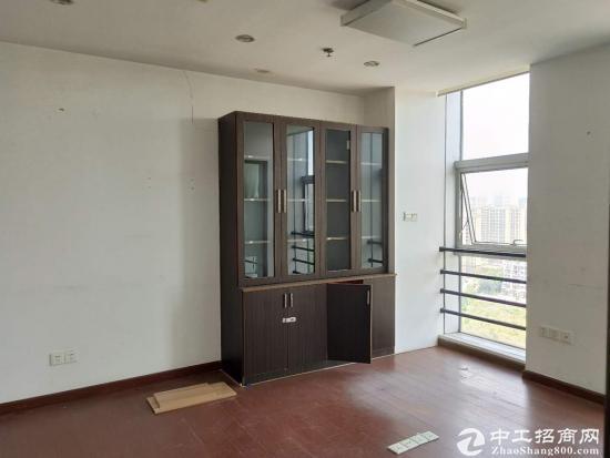 江东高新区科技广场精装111平朝南带一隔间特惠出租