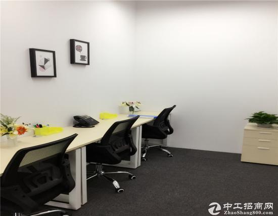 福田华强北赛格科技园2人间独立办公室出租,黄金地段