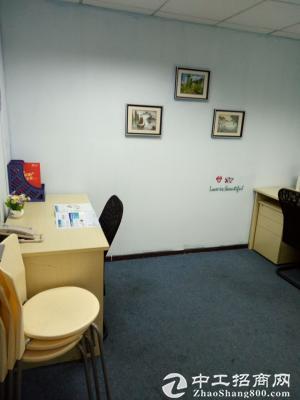 罗湖东门华佳广场4人间办公室出租,超级笋盘出租