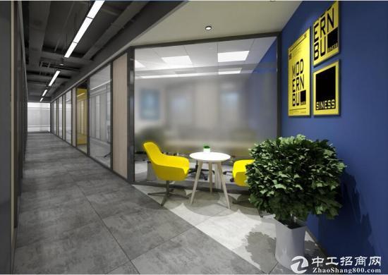 罗湖金丰城6至8人间独立办公室出租,可注册公司