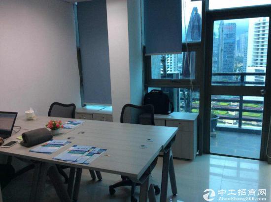 金丰城3人间独立办公室出租2180费用全包地铁口图片3