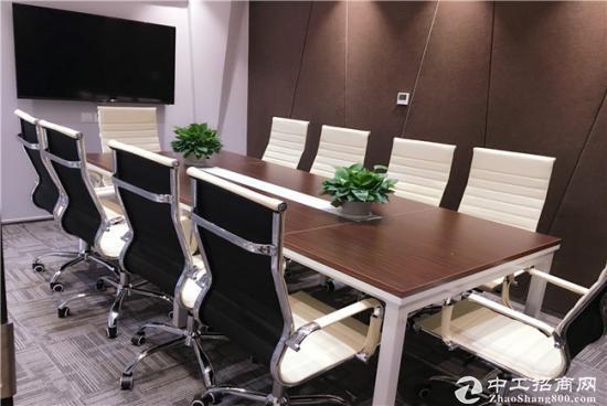 香港中路出租4人办公室精装低成本临近地铁口