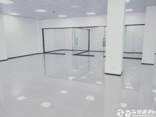 大浪商业中心精装修办公室低价出租145平米