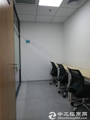 罗湖大剧院写字楼地铁口办公室,有租赁合同配合看场地