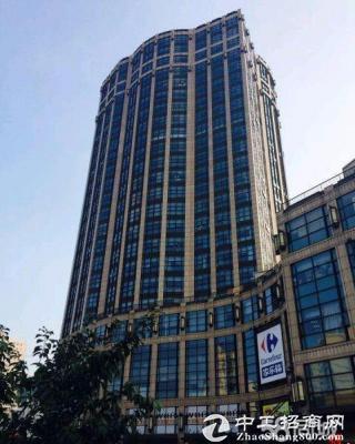 光启城出租196平米5.2元新装修宜山路地铁口