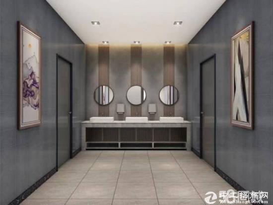 布吉丹竹头地铁站300平方电商园办公室出租!
