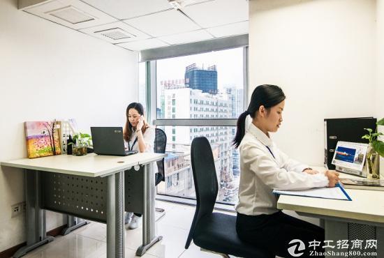 深圳福田车公庙地铁口1380元特价办公室,热线招租