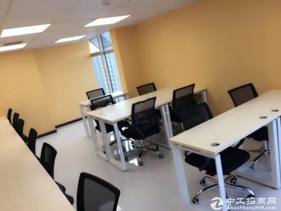深圳福田车公庙地铁口1380元特价办公室,热线招租图片3