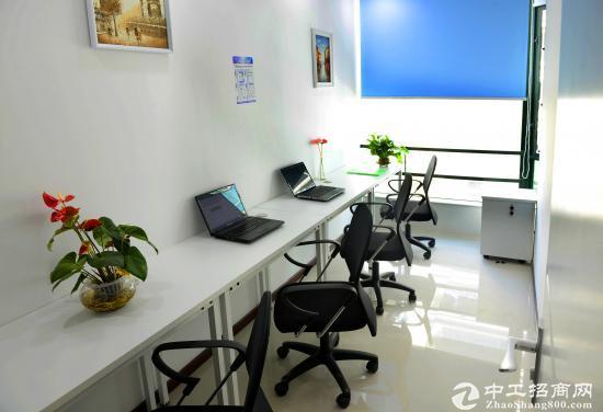 深圳福田车公庙地铁口1380元特价办公室,热线招租图片4
