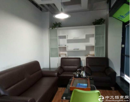南城台商大厦180平精装修办公室出租,低至50元