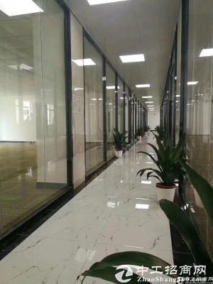 石岩商业中心精装修办公室低价出租