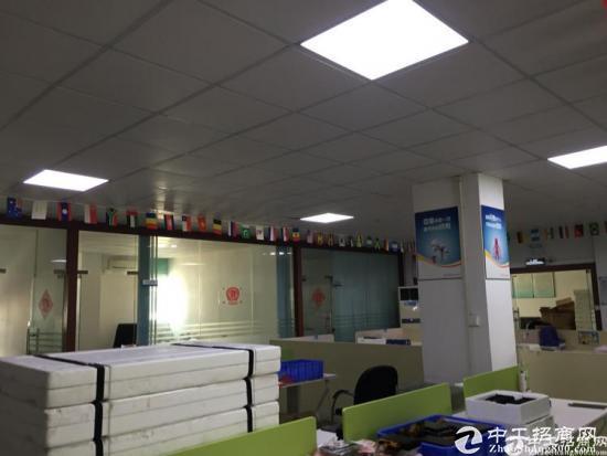 深圳龙华新出360平带装修带家私带电器办公室出租