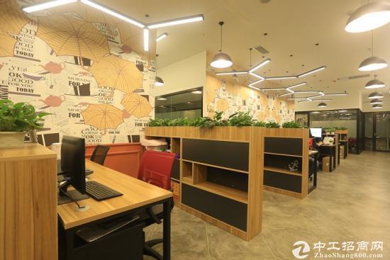 联合办公2~10人办公室出租,成本低,档次高!