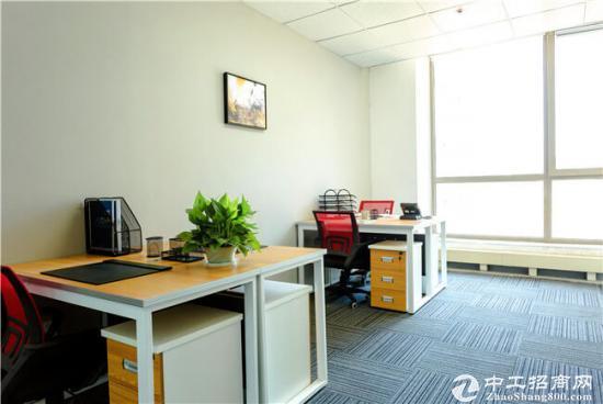 高档商务写字间,适合2至6人办公(联合办公)