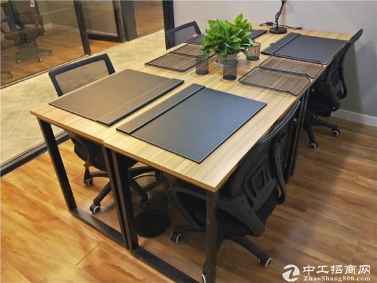 可注册、设施齐全的办公室 10-60平