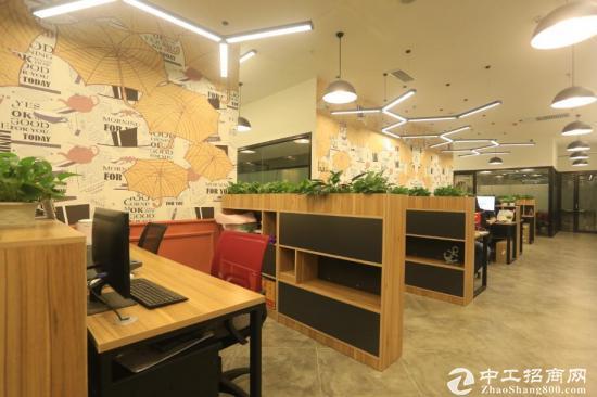 地铁口浮山所共享办公室1-8人间精装出租