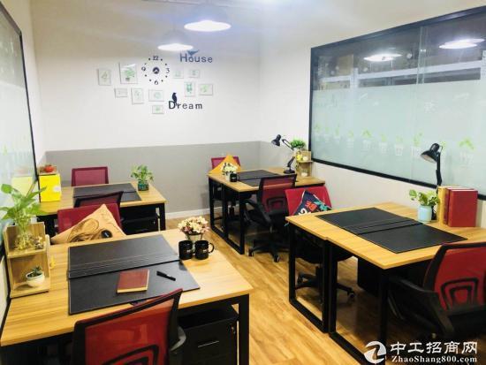 联合办公1-10人间 精装办公室 创业氛围浓