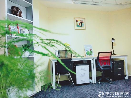 香港中路工位出租,1人办公的选择,配套齐全