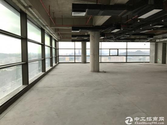 科学城新地标总部建设18600方独栋冠名可签长租