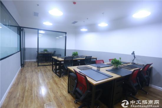 青岛市南产业园,2~10人写字间,大气,舒适